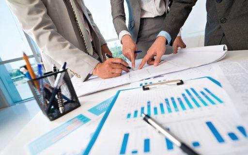 Meeting Management Projekte Grafiken Diskussion Illucit Würzburg Software Entwicklung